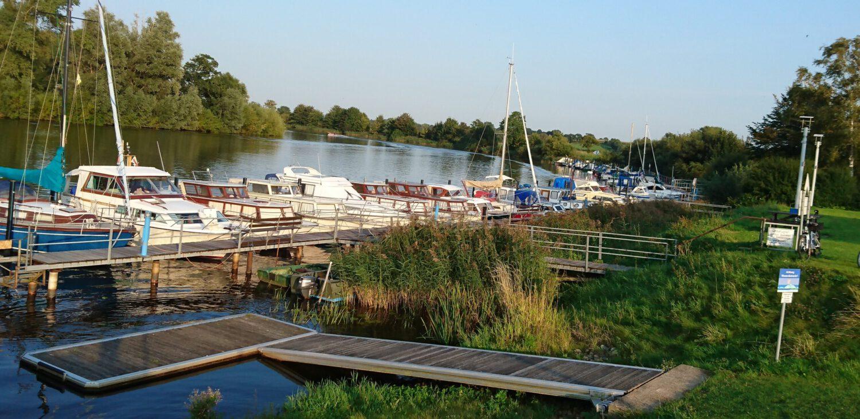 Sportboothafen-Pahlen